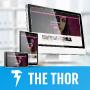 【圧倒的にSEOに強く・上位表示されやすいWordPressテーマ】 THE・THOR(ザ・トール)|テ.... 画像